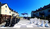 Outdoor Schach - Dorfhotel Sylt
