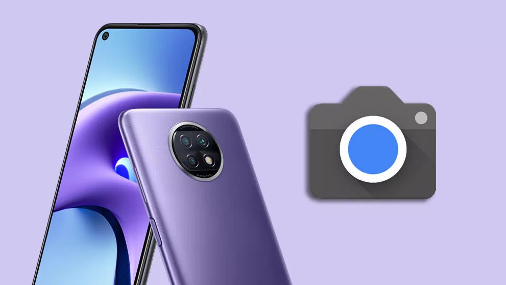 تحميل جوجل كاميرا لهاتف Xiaomi Redmi Note 9T