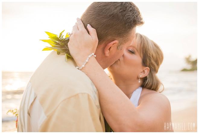 kelly amp terrys maui beach wedding