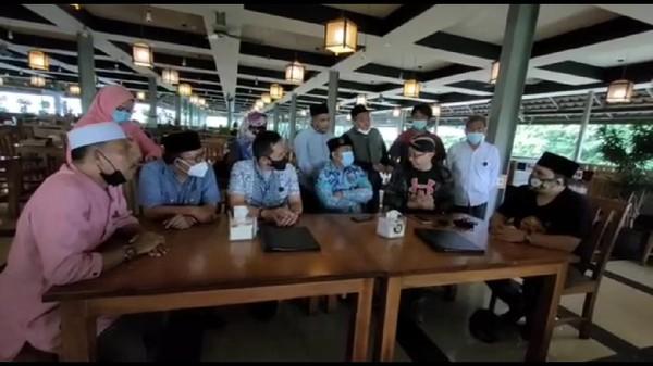 Barisan Ksatria Nusantara Terima Permohonan Maaf Abu Janda