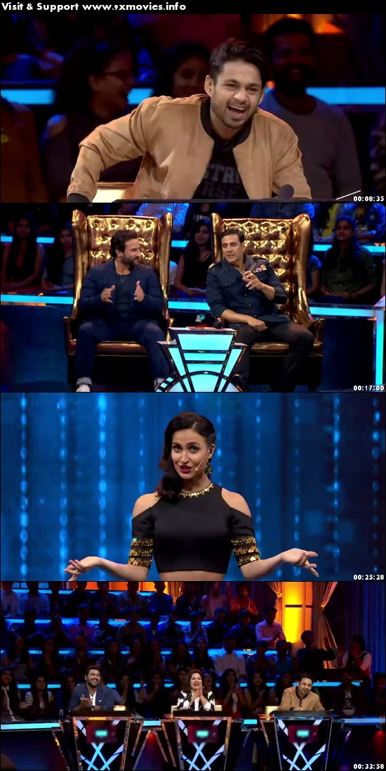 The Great Indian Laughter Challenge 07 October 2017 HDTV 480p 200MB