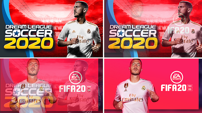 LA BETA DE DREAM LEAGUE SOCCER 2020 DIGO... FIFA MOBILE 20 OFICIAL 😒