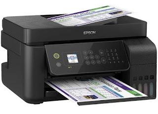 Epson WorkForce EcoTank ET-4700 Driver Download, Review
