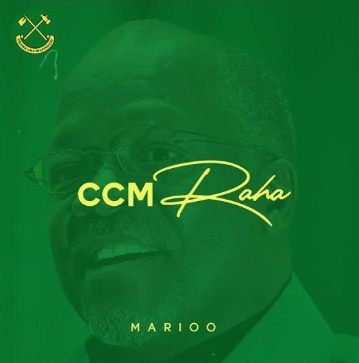 Marioo – CCM Raha