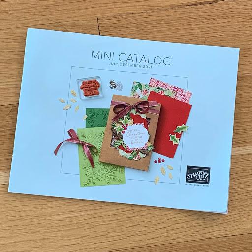 COMING SOON - July-December 2021 Mini Catalog