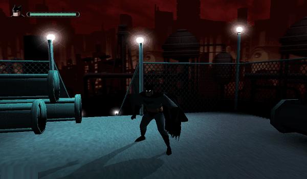 تحميل لعبة Batman vengeance