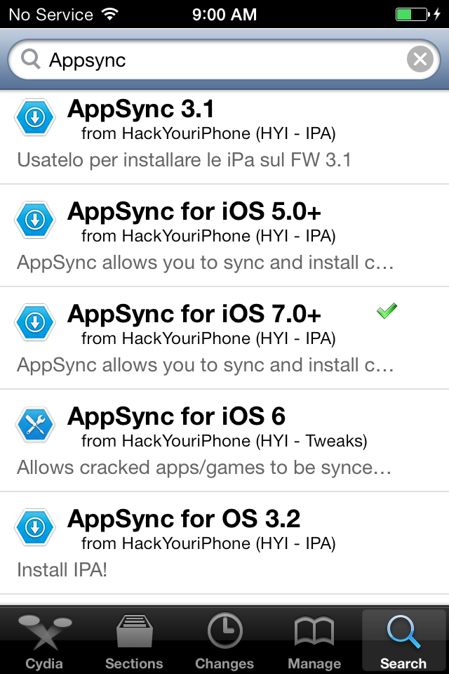 App sync - FOREX Trading