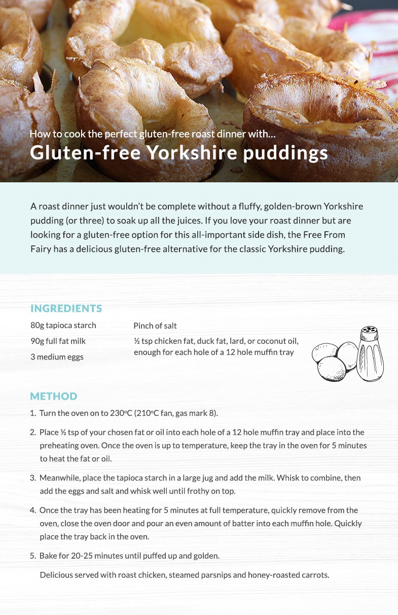 How To Make Gluten-Free Yorkshire Pudding