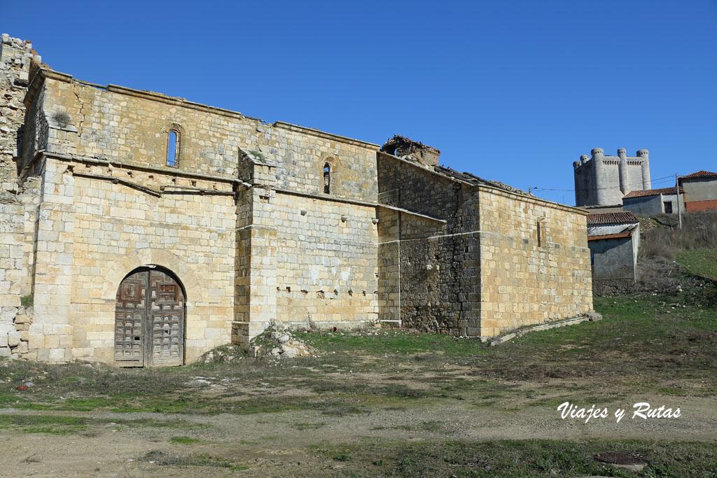 Iglesia de San Pedro, Torrelobatón