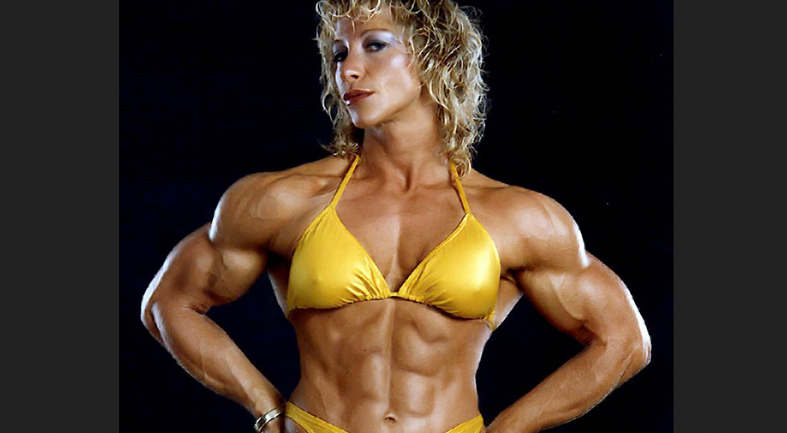 Female bodybuilding Kay Baxter Professional career