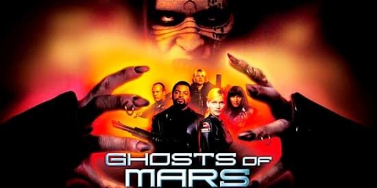 Fantasmi da Marte 2001