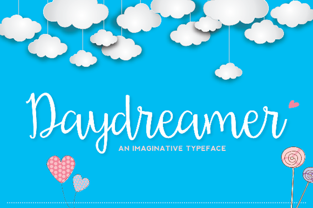 Daydreamer Free Font