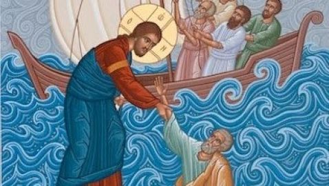 the drowning story and the saving grace of jesus christ We are a community of confessing believers who love the gospel of jesus christ,  the parable of the drowning man again  dictates by actually saving.