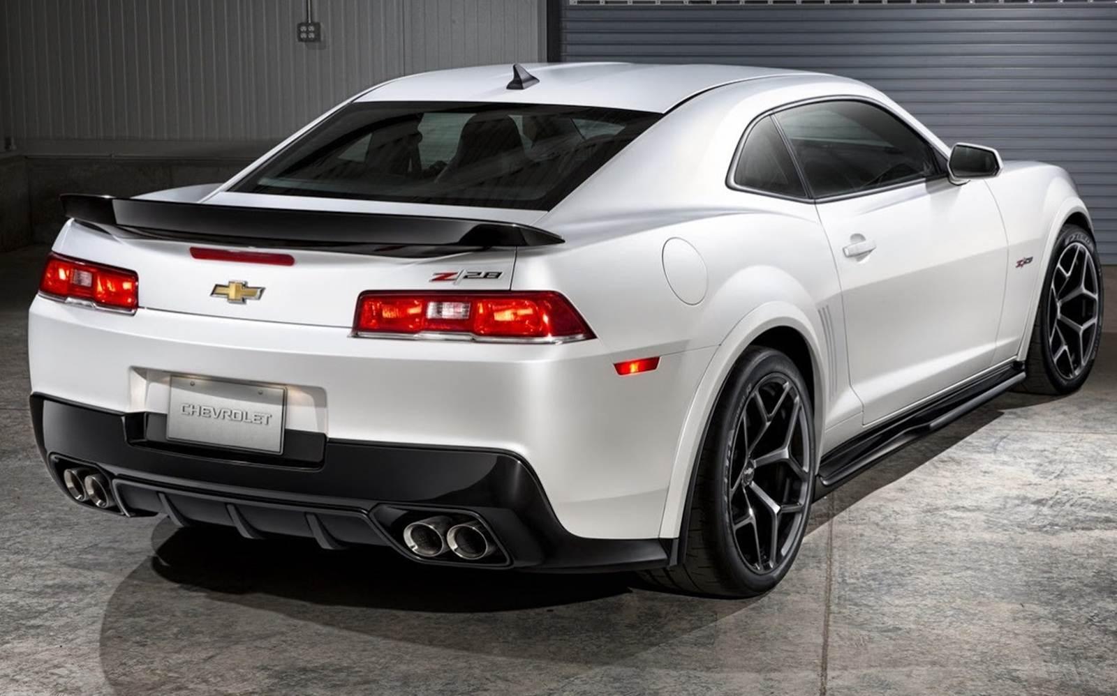 Novo Camaro 2014: fotos, vídeo, detalhes e especificações   CAR