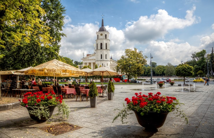 Top 10 Places to See in the Baltic States - Vilnius, Lithuania