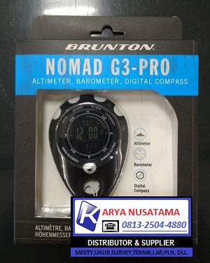 Jual Compas Alam Bruton Nomad 93 Pro di Makasar