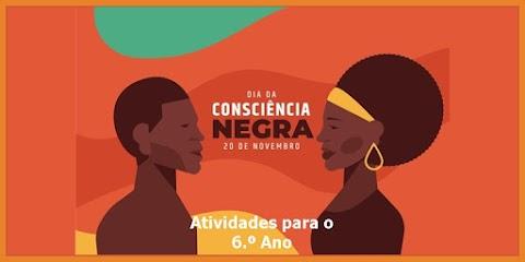 Consciência Negra - Pronomes Possessivos - Língua Portuguesa para o 6.º Ano