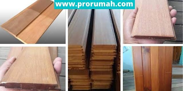 jenis-jenis plafon kayu