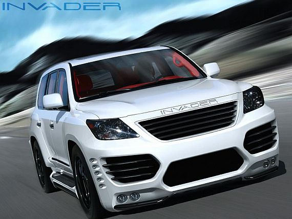 All Car Collections: Luxury SUV