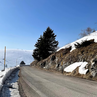 Le insidie delle strade invernali