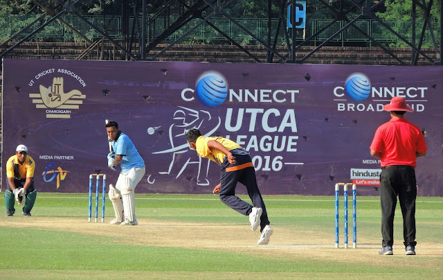 Connect UTCA Cricket League 2016 concludes with an Entertainment Evening
