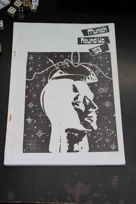 Munich Round, ein Fanzine