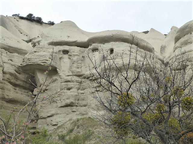 piccionaie nella love valley cappadocia