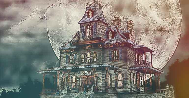 upiorny dom