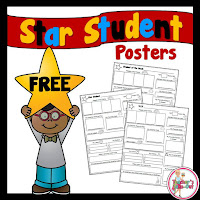 Free Star Student Posters