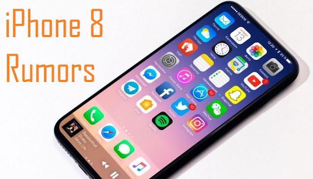 iPhone 8 Rumours & Gossips [Infographic]