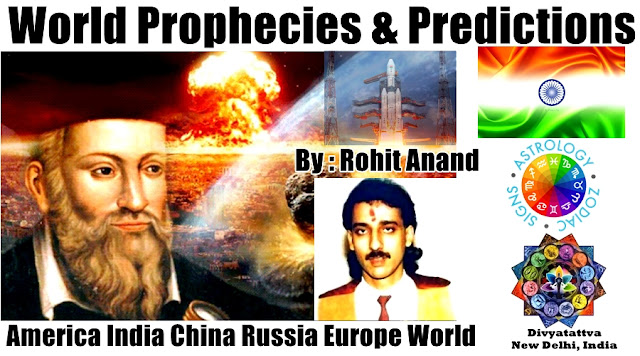 prophecies, predictions world, psychic astrology horoscope daily forecasts
