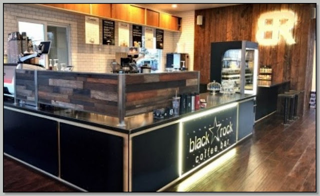 Black Rock Coffee Bar Franchise