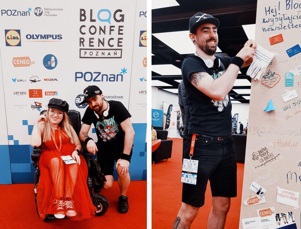 czy warto pójść na blog conference poznań