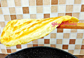 Tisha's Roti Paratha Memang Mudah dan Sedap | Dari peti beku terus ke kuali