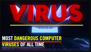 أخطر 5 فيروسات في العالم للحاسوب
