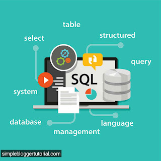 SQL Definition and Functions - simple blogger tutorial
