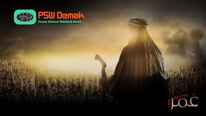 Cerita Tambalan Baju Putra Amiril Mukminin Sayyidina Umar bin Khottob RA