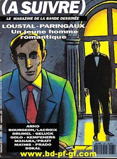 Loustal et Paringaux