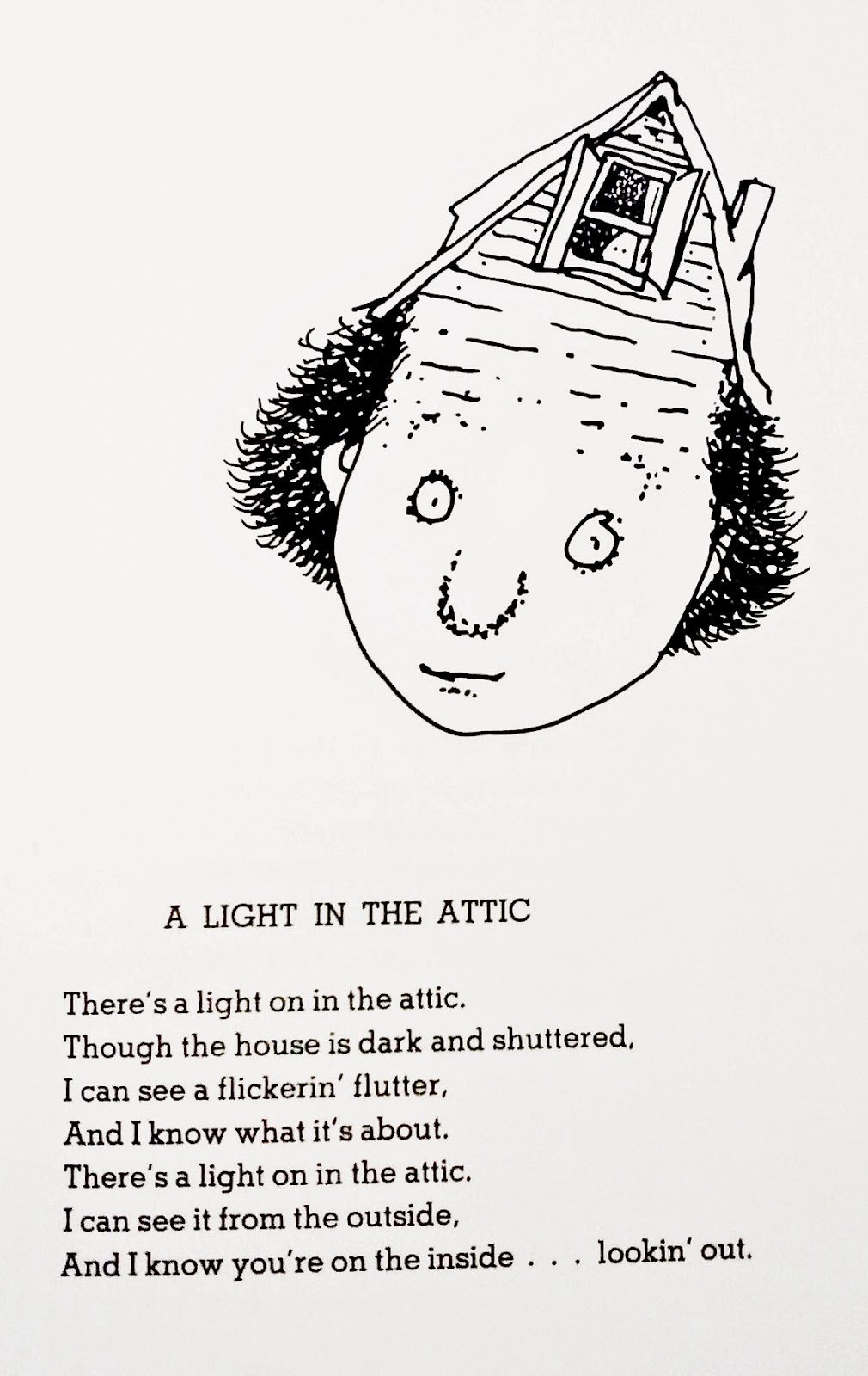 Googoogallery Banned Book A Light In The Attic By Shel Silverstein