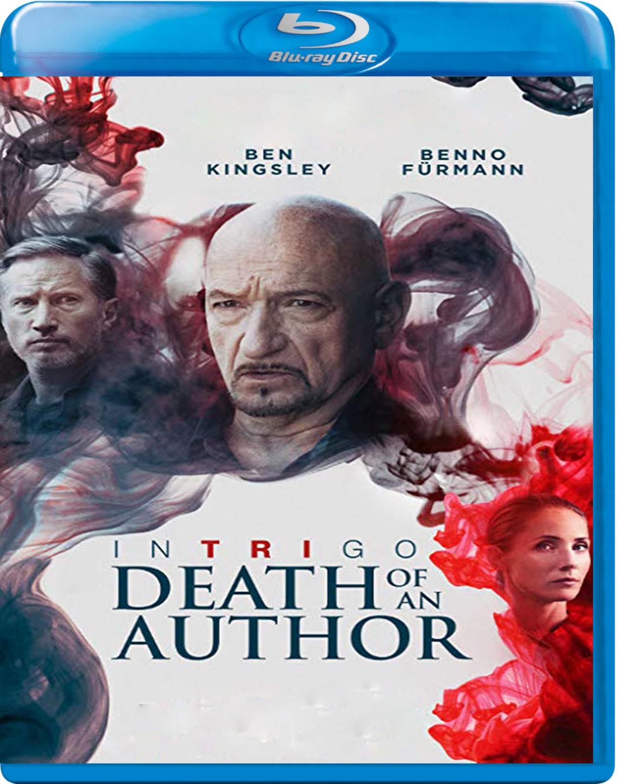 Intrigo: Tod eines autors [2018] [BD25] [Subtitulado]