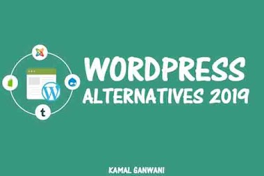 Top 10 Best WordPress Alternatives in 2019 Update - CMS platforms, Blogging, eCommerce and Site Builders