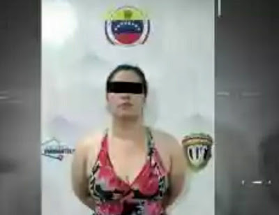 Detienen a supervisora de la Policía del Zulia por extorsión a comerciantes
