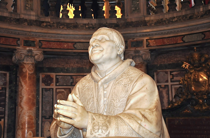 O milagre do Beato Pio IX