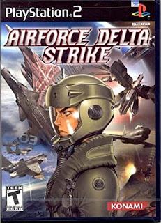 AirForce Delta Strike (USA) PS2 ISO