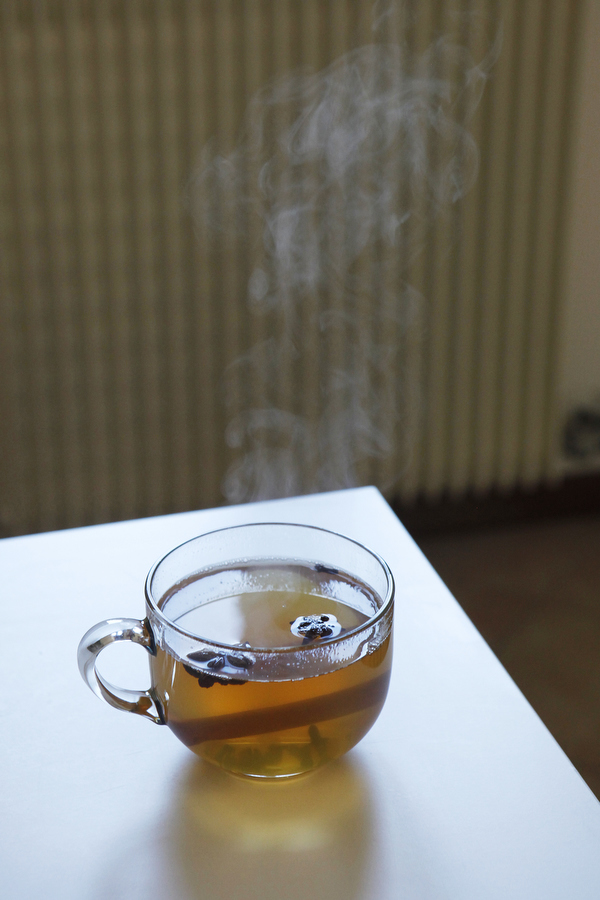 A cup of tea, photographer - Katie Currid of Freckle & Fair
