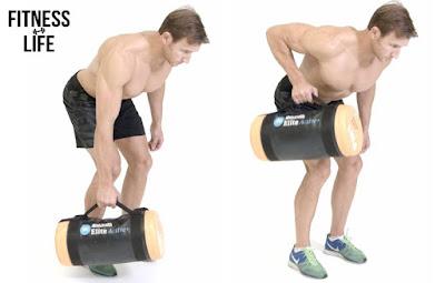 تمارين منزلية لتضخيم العضلات بدون اوزان