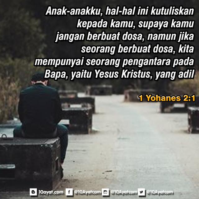 1 Yohanes 2:1
