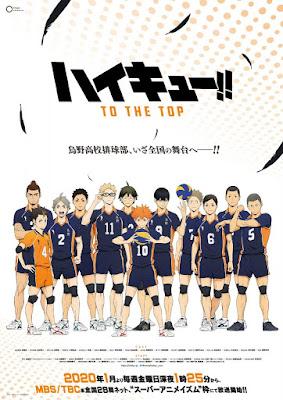 Haikyu Season 4 : To The Top