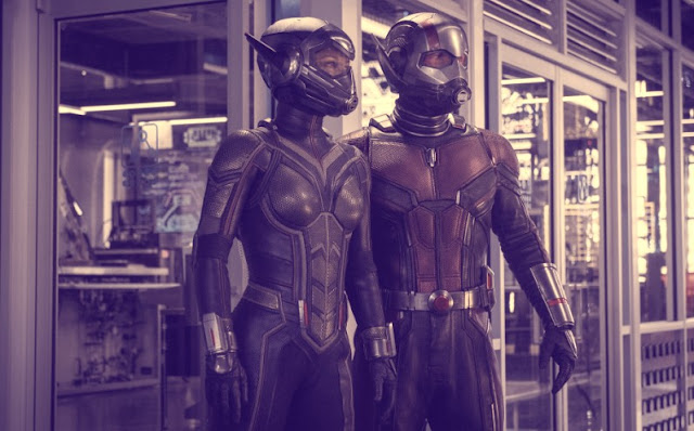 Ant Man and the Wasp hollywood movie download new
