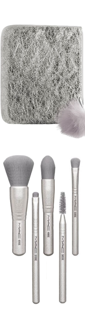 M·A·C Snow Ball Brush Kit
